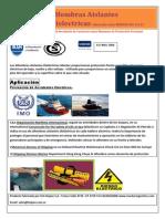 Proteccion tableros en naves