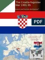 Croatia Tourism Post-war Recovery