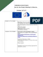Comenius meeting programme.doc