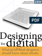 Designing for digital