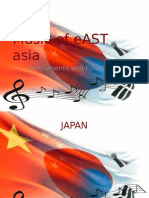 Music of EAST Asia