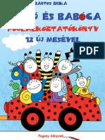 Bogyó és Babóca - Foglalkoztatókönyv (Mesék)