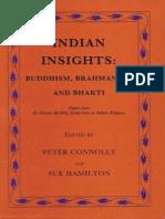 Indian Insights - Buddhism, Brahmanism and Bhakti