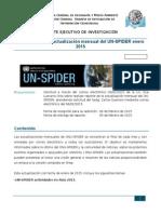 UN SPIDER Actualiz Enero 2015 Act