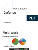 Defending Res Paper