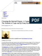 Cleansing the Internal Organs_ a Comparison Between the Methods of Yogis and Qi Gong Masters _ Yoga for the New World