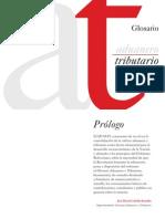 Noticias SENIAT - Glosario Tributario