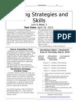 u6w3 skills sheet