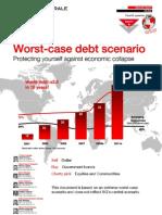 SocGen - Worst Case Debt Scenario