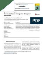 The Construction of Anosognosia History