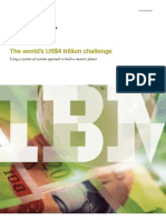 The Worlds $4 Trillion Dollar Challenge-Executive Report