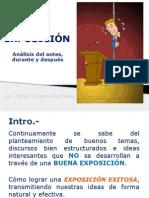 Diapositiva 26 Antes Dela Exposicion