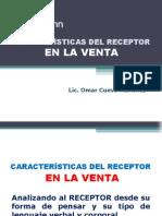 c13. Caracteristicas Del Receptor