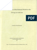 On the Problem of the External World in the Ch'Eng Wei Shih Lun