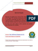 PACOTE DE QUESTÕES COM 70 QUESTÕES DE                 LÍNGUA PORTUGUESA  FCC-TRTs