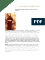 Novena Padre Pío