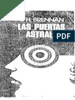 Brennan J H - Las Puertas Astrales (Scan)