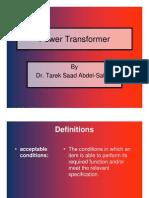 Power Transformer 4