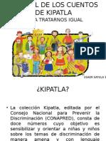 Presentacion Manual de Los Cuentos de Kipatla