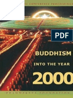 Buddhism Into the Year 2000 - International Conference Proceedings