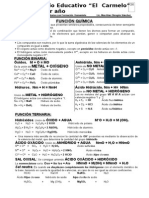 Química 3ro- 1er y 2do Bimestre 2005
