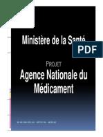 Ministère de La Santé New York Forum Africa