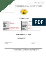 course Plan B Tech VIII 2011.doc