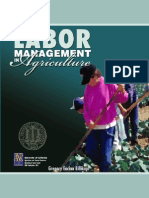 Agriculture Labor Management