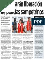 11-02-2015 Impugnarán liberación de policías sampetrinos