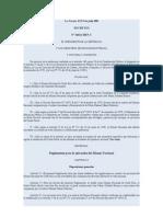 Decreto 34616 MEP C La Gaceta 132 9JUL 2008