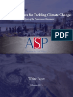Effective Measures for Tackling Climate Change