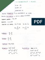 Formula Rio 1 y 2 Ppio Termodinamica