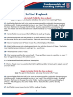 playbook of defensive situations