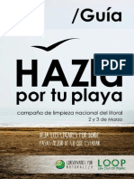 GUIA HAZla Por Tu Playa
