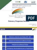 Estudio de pobreza en Venezuela IIES