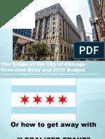 NAACP City 2015 Budget