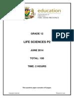 grd 12 life sciences p2 eng qp june 2014 c