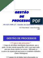 3 - Gestão de Processos