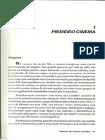 Primeiro Cinema - Flavia Cesarino Costa - Primeira Parte