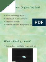 Universe (geología)