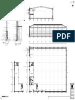 Steel Portal Frame Drawings