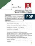 Cv Lizares Ago 2008