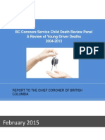 Young Drivers Deaths