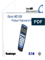 Eaton Handheld Diagnostics
