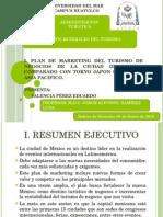 Plan de Marketing Ciudad de México