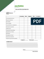 Evaluación de Entrevista.doc