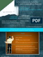 Conferencia Servir y Proteger Disposición de Documentos Públicos (1)
