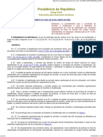 DecreDecreto nº 5824.2006to nº 5824.2006