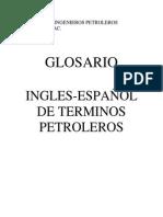 Glosario Ingles Espanol 2008 Perforacion