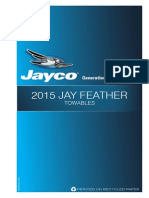 2015 Jayco Jay Feather